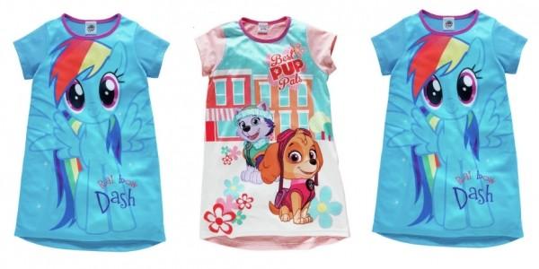 My Little Pony/Paw Patrol Nightie £4.49 @ Argos
