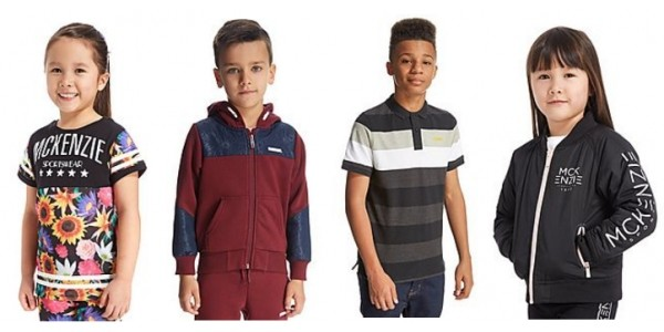 McKenzie Kids Clothing Clearance @ JD Sports