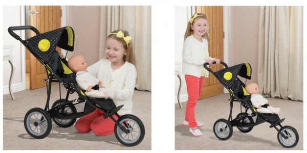 Mamas & Papas Double Decker Dolls Pushchair £14.99 @ Argos