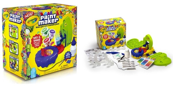 Crayola Paint Maker £4.99 With Free Delivery @ Argos eBay