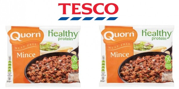 Urgent Recall: Quorn Meat Free Mince (Tesco Only)