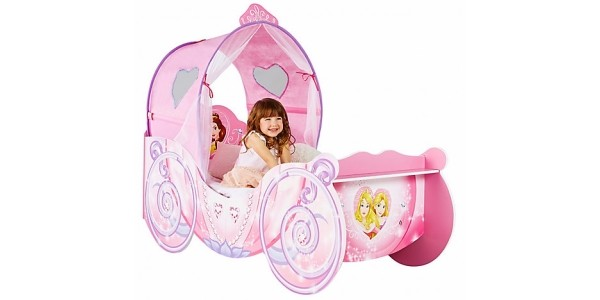 Disney Princess Carriage Toddler Bed £169.99 @ Very