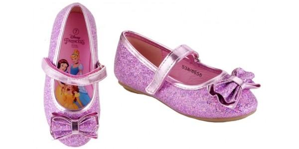 Disney Princess Glitter Shoes £5.49 @ Argos