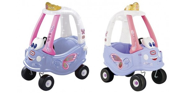 Little Tikes Cozy Coupe Fairy Ride-on £45 (was £60)