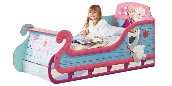 Disney Frozen Sleigh Feature Toddler Bed £169.99 @ Very