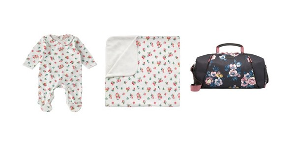 Further Reductions In The Cath Kidston Spring Sale