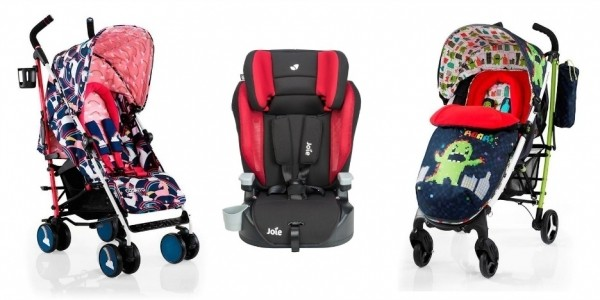 20% Off Car Seats, Strollers & Travel Systems @ Smyths Toys