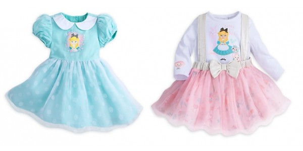 NEW Alice In Wonderland Disney Baby Collection @ The Disney Store