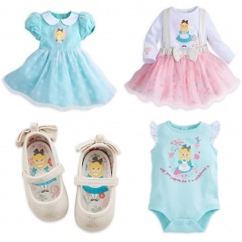 New Alice In Wonderland Disney Baby Collection The Disney Store