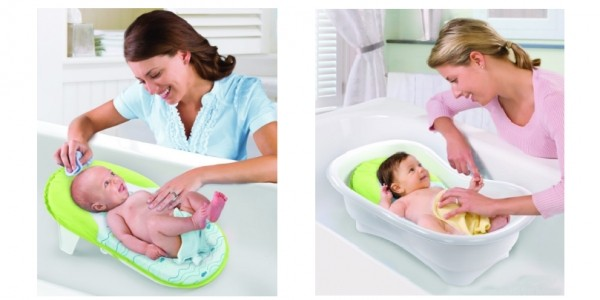 Summer Infant Fold and Store Bath Sling £7.99 @ Very