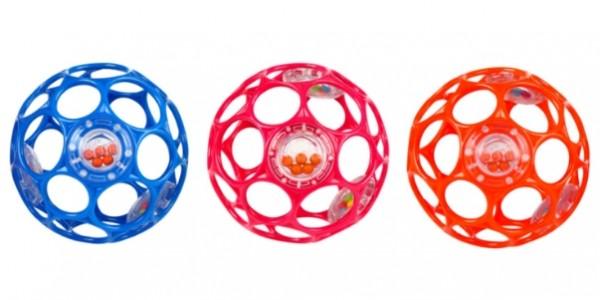 Urgent Recall: Kids II Oball Rattle (Toys R Us / Tesco)