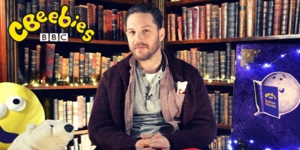 Tom Hardy To Read CBeebies Bedtime Story On Mother's Day