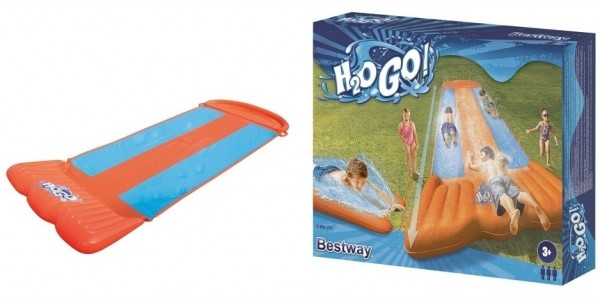 Bestway H20 Go! Triple Water Slider £17 (Was £34.99) @ Very