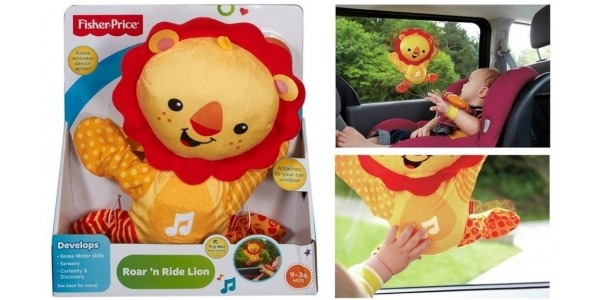 Fisher-Price Roar 'n Ride Lion £9.99 (was £29.99) @ The Entertainer