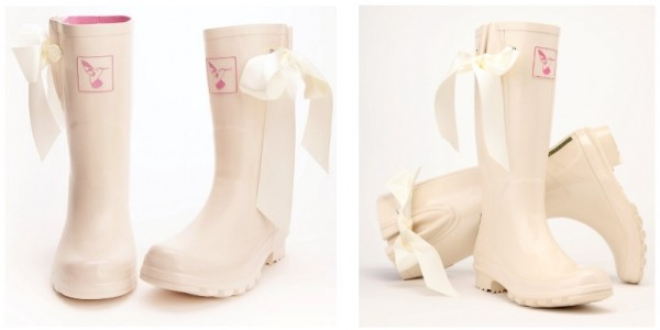 Grab Yourself A Pair Of Wedding Wellies!
