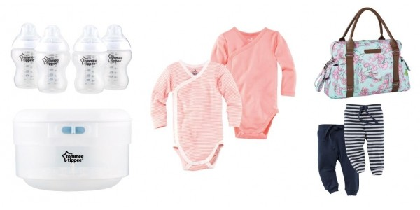 Baby Essentials Available From Today Instore @ Lidl