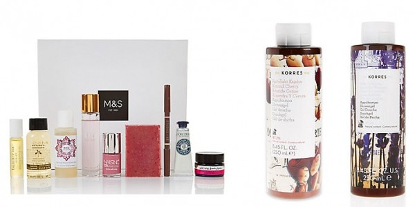 Free Beauty Box (Worth £80) When You Spend £30+ On Beauty @ Marks And Spencer
