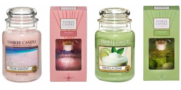 Yankee Candle Large Jar Plus Reed Diffuser £25 @ Boots.com