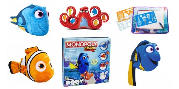 Up To 75% Off Finding Dory Toys @ The Entertainer