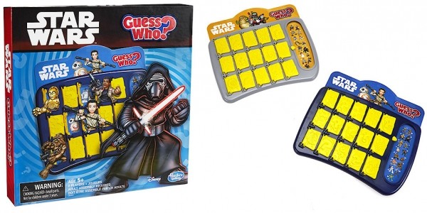Guess Who Star Wars Edition Game £10 Using Code @ The Entertainer