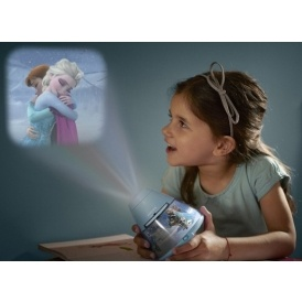 Frozen Night Light & Projector £11.99