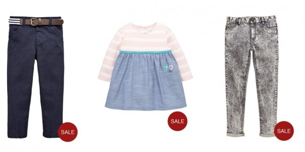 Up To 50% Off Children's Clothing & Footwear Sale @ Very