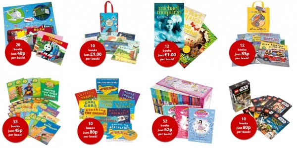 Flash Sale: Up To 87% Off Today Only @ The Book People (Expired)