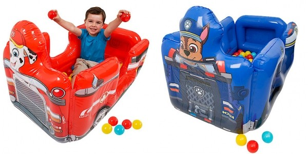 Paw Patrol Ball Pit With Balls £15 (was £25) @ The Entertainer