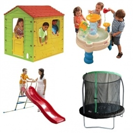 20% Off Outdoor Toys @ Toys R Us