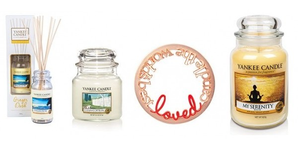 Up To Half Price Yankee Candle Bargains @ House of Fraser