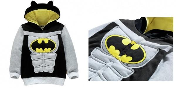 Batman Muscle Hoodie £8.66 (was £12.99) @ Argos