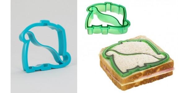 Dinosaur Shaped Sandwich Cutter £1 @ Matalan (Expired)