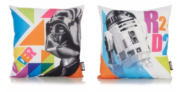Reversible Star Wars Cushions £2 (was £7) @ Asda George (Expired)
