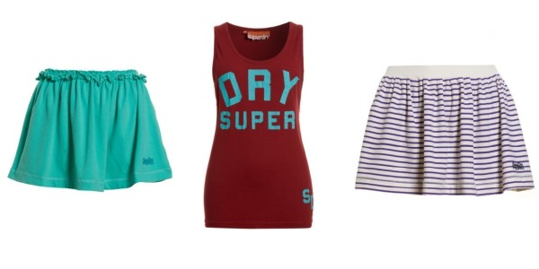 Superdry Holiday/Summer Clothes From £4.49 Delivered Plus Spend £50 Get £10 Off @ eBay: Superdry Outlet
