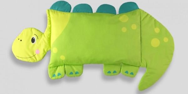 Kids Dinosaur Shape Pillowcase £6 @ Matalan