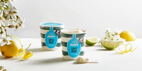 You Can Now Buy Gin and Tonic Ice Cream @ Ocado!