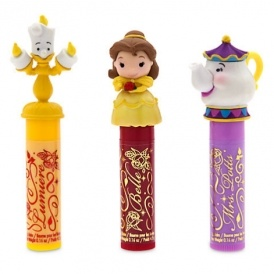 Beauty and The Beast Trio Of Lip Balms