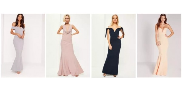 Bridesmaids Dresses Now Available From £25 @ Missguided