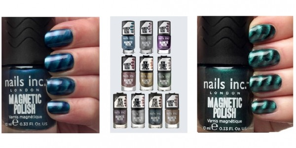 Nails Inc Magnetic Mania Nail Polish Collection £10 @ Nails Inc