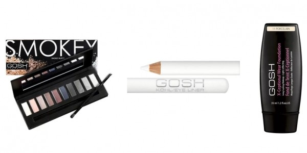 Offer Stack: FREE Eyeshadow Palette When You Buy 2 GOSH Items Plus BOGOHP @ Superdrug (Expired)