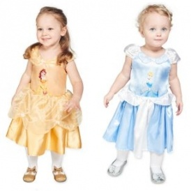 Baby Disney Princess Dress Up Outfits