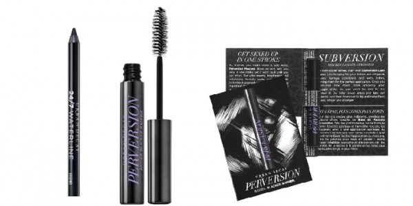 Travel-Size Perversion Mascara Plus 5 FREE Samples & Delivery (With Code) @ Urban Decay