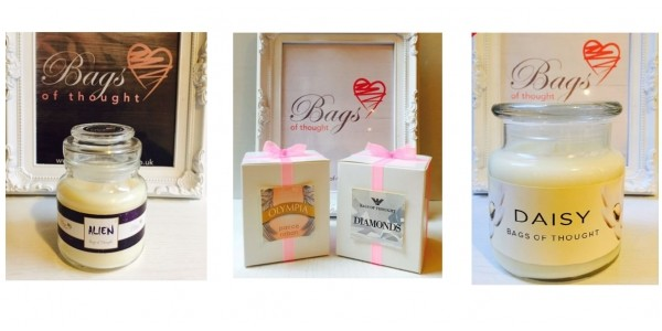 Perfume/Aftershave Smell-A-Like Candles/Wax Tarts/Home Fragrance Sprays @ eBay: bags-of-thought