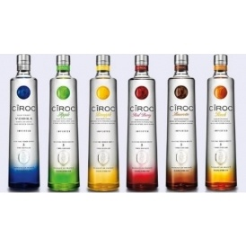 Ciroc Vodka (All Flavours) £22.99 Delivered