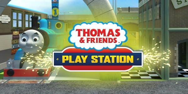 FREE Thomas & Friends Play Station Experience