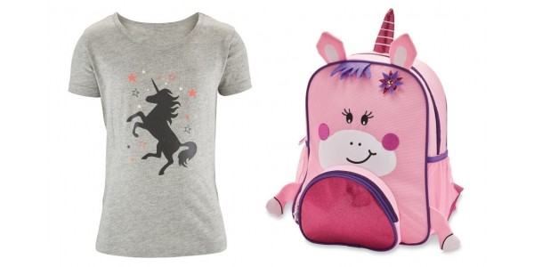 Kids Fashion Bargains From £3.99 With Free Delivery @ Aldi