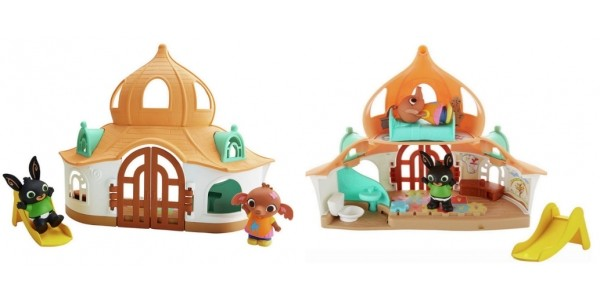 Fisher Price Bing & Sula's House Play Set Now £12.99 (was £29.99) @ Argos