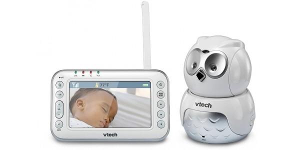 £50 Off VTech Safe & Sound Owl Pan & Tilt Baby Monitor @ Very
