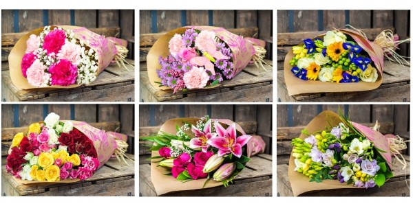Get Mother's Day Flowers Delivered From Just £9.99 @ Home Bargains