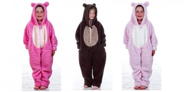 Kids' Teddy Bear All-In-One £5 (Was £10) @ Dunelm